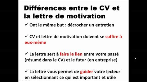 Exemple De Lettre De Motivation Qui Marche Comment Faire Une Lettre De Motivation Qui Se Remarque