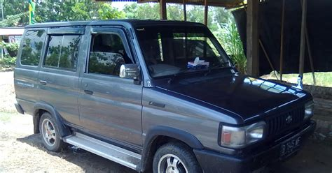 Tv Mobil Kijang jualano toyota kijang g th 1994