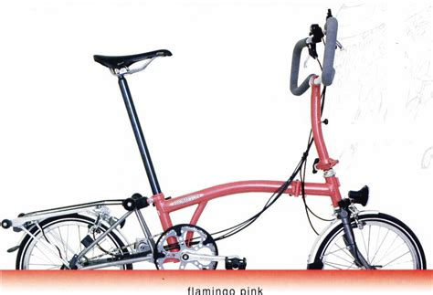 Baru Brompton Folding Pedal Original L R Color Silver Terlaris brompton p6r x brompton 折畳自転車