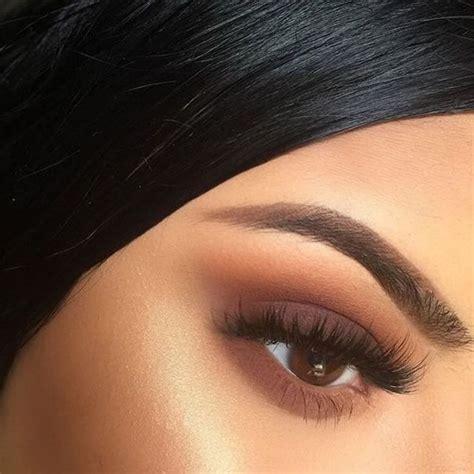 Eyeshadow Inez No 5 smokey eye makeup without eyeliner saubhaya makeup
