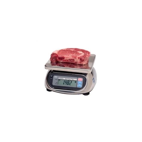 waterproof digital waterproof digital scale cedar hospitality supplies