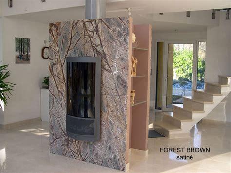 habillage cheminee marbre habillage de chemin 233 e