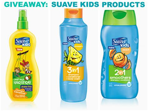Suave 2in1 Coconut 665ml giveaway new suave products for your one