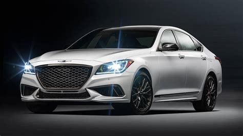 2019 Genesis G80 Coupe by A New Generation Of The 2019 Hyundai Genesis G80 Coupe Is