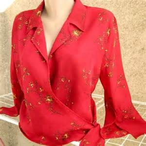 blouses and tops for christmas black blouse