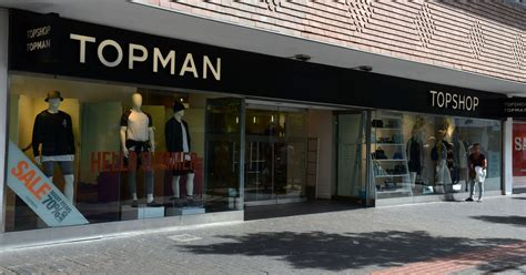 Topshop Plans Manhattan Stores by New Layout At Middlesbrough Store Sees Topshop And Topman