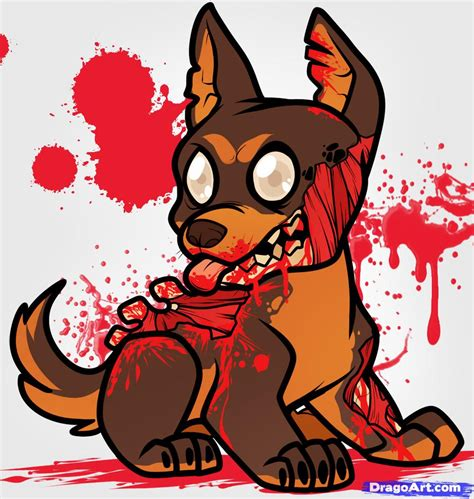 draw puppy how to draw a puppy puppy step by step zombies monsters free