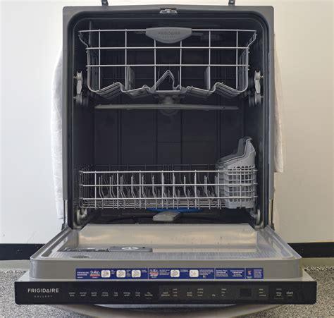 frigidaire gallery dishwasher frigidaire gallery fgid2466qf dishwasher review reviewed