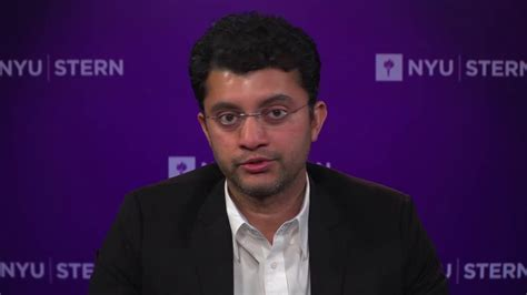 Nyu Mba Information Session 2 28 by Professor Anindya Ghose On The Forces That Shape The