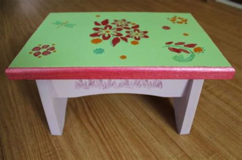 Painted Childrens Step Stools by 14 Best Step Stools Images On Banquettes