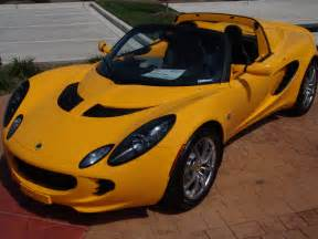 Lotus Elise Yellow Lotus Enthusiast 187 Lotus Elise Purist Edition At Dealers