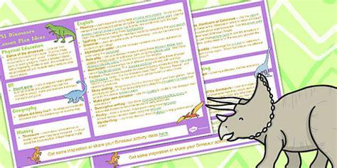lesson plan template gaeilge dinosaurs ks1 lesson plan ideas dinosaurs ks1 lesson