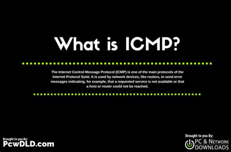 what is icmp the protocol port number and ping
