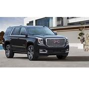 2018 GMC Yukon Denali Gets A New Grille And 10 Speed
