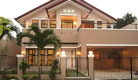 Home Design For Construction Philippinepropertysearch Philippines Real Estate