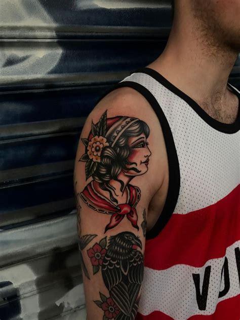 3 kings tattoo done by joe madden at three