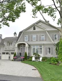 new england homes exterior paint color ideas nesting