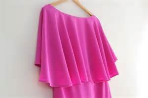vestidos para hacer en casa diy tutorial y patrones vestido de capa oh mother