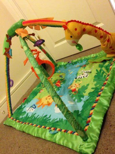 Fisher Price Play Mat Jungle by Play Mat Fisher Price Rainforest Activity Mat For Sale In