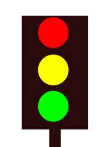 clipart traffic light
