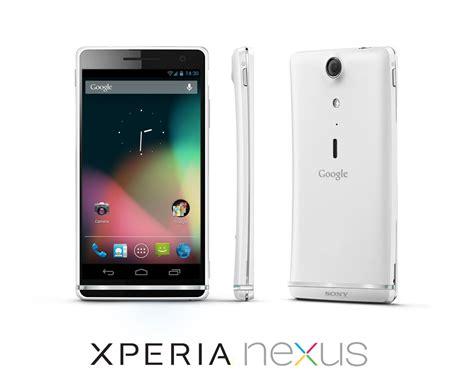 Hp Sony Xperia Nexus spoiler xperia nexus sony ericsson xperia x8