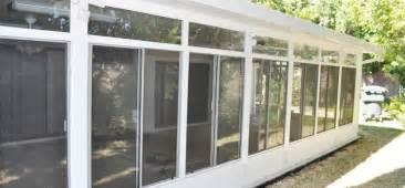 aluminum building materials for patio room