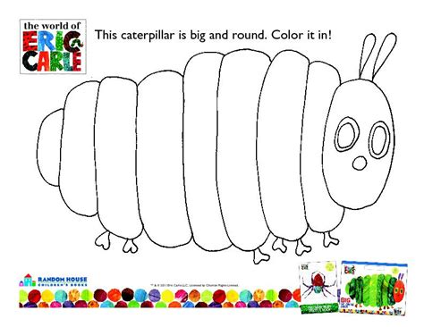 6 best images of eric carle printable templates eric