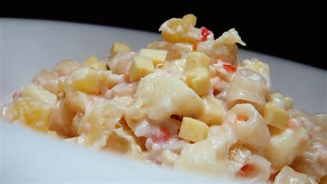macaroni salad recipes chicken macaroni salad recipe infoadvise com