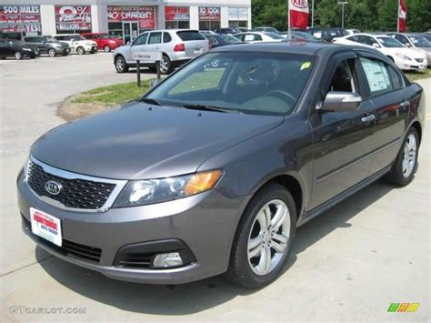 2009 kia optima 2009 midnight gray kia optima sx v6 13519215 gtcarlot