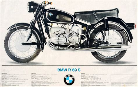 bmw bicycle vintage classic bmw motorcycles poster motorcycle trends