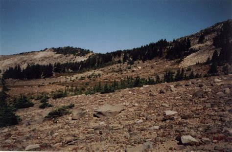 pacific crest trail oregon section f