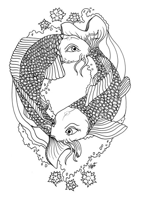 Koi Tattoos Designs, Ideas and Meaning | Tattoos For You