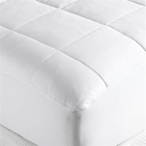 Cing Mattress Pad Reviews by How To 350tc Outlast King Mattress Pad White Review