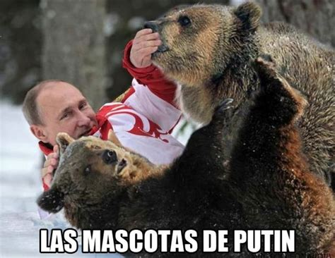 Memes De Putin - putin a los ojos de espa 241 a y am 233 rica latina los memes m 225 s