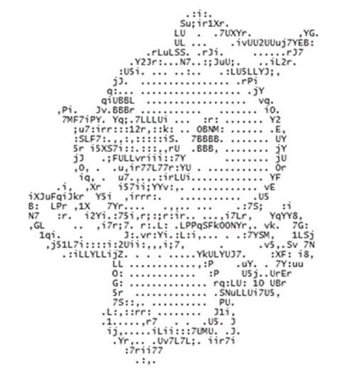 Uk Standar Kode Tr12434 1 apa itu kode ascii tekno 88