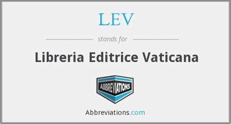 libreria vaticana editrice lev libreria editrice vaticana
