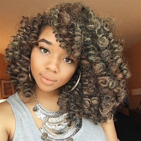 Crochet Hairstyles For Black Women | trendy crochet braids for black women hairstyles 2017