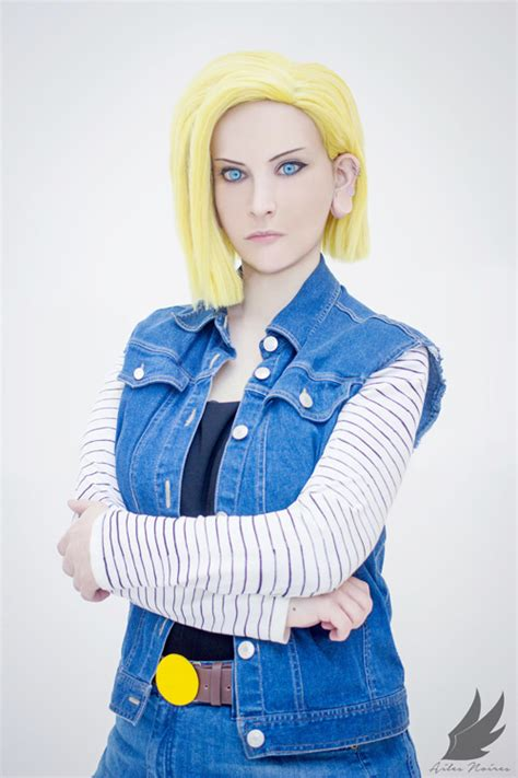 android 18 costume android 18 from z