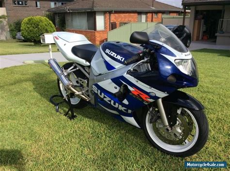 Suzuki Gsxr 600 Sale Suzuki Gsxr 600 For Sale In Australia