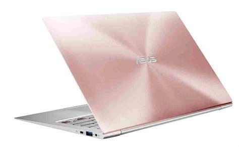 Laptop Asus Pink pink on