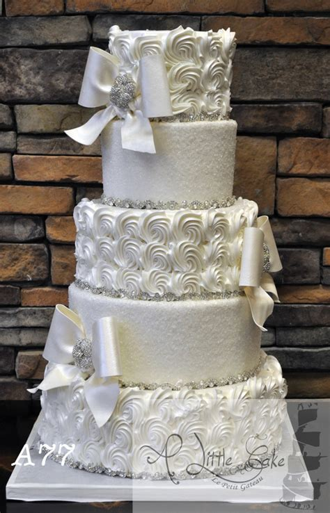 Hochzeitstorte Buttercreme by Buttercream Wedding Cakes A Cake