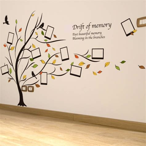 Family Tree Wall Mural vinilos decorativos baratos para decorar las paredes