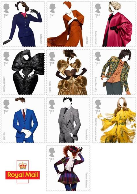 Address Search Royal Mail The Royal Mail Celebrates Great Fashion With Limited Edition Sts Alex