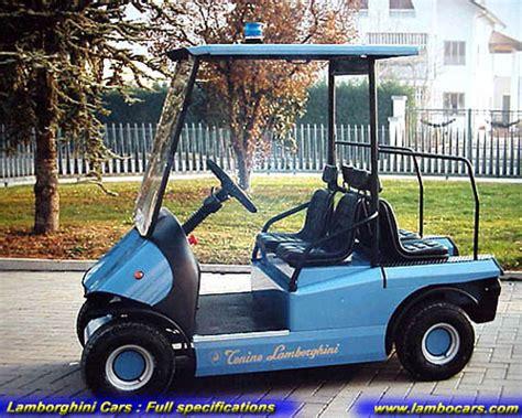 Lamborghini Golf Cart Tonino Lamborghini Golfcart Golfcart7 Hr Image At
