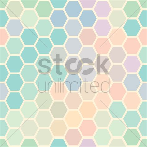 honeycomb pattern vector honeycomb pattern vector image 1409493 stockunlimited
