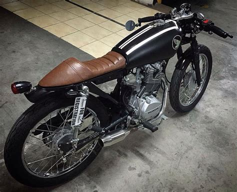 Bike Feature: Honda TMX 125 Cafe Racer by Wild Customs