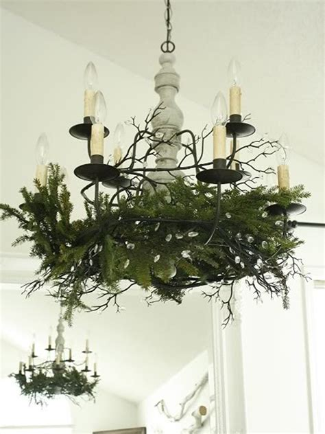 White Christmas Chandeliers For Dining Room Ideas Decorations For Chandeliers