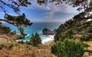 Pics Of California Big Sur California Lookout Wallpapers Big Sur California