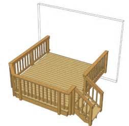 Deck Plans Com Amazing Deck Kits Menards 8 10 X 12 Deck Plans