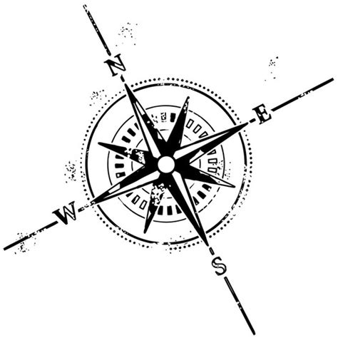 printable compass rose cliparts co